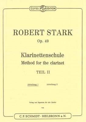 Klarinettenschule - Teil 2/1