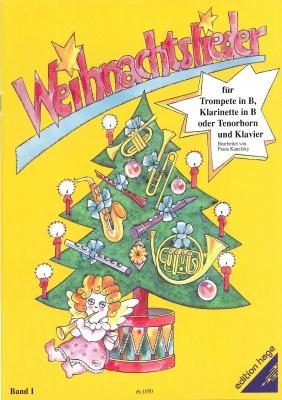 Weihnachtslieder - Band 1