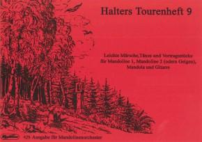 Halters Tourenheft 9