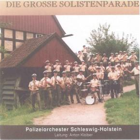 Die grosse Solistenparade (CD) - LAGERABVERKAUF