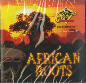 African Roots (CD) - International Masters Champions 2007