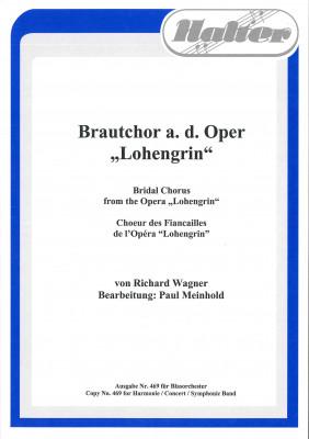 Brautchor aus der Oper LOHENGRIN