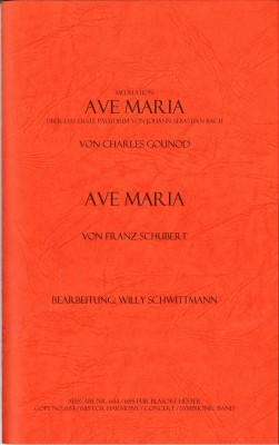 Ave Maria (SCHUBERT)