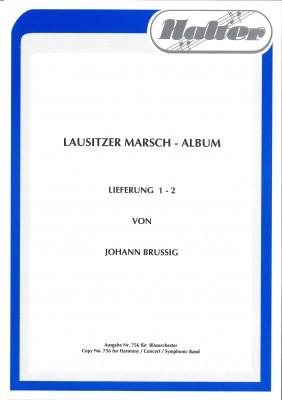 Lausitzer Marsch Album 1-2 Klarinette in Es