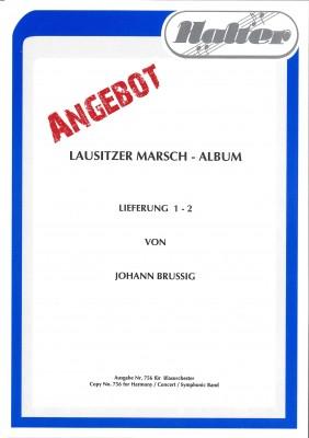 Lausitzer MARSCH ALBUM 1-2