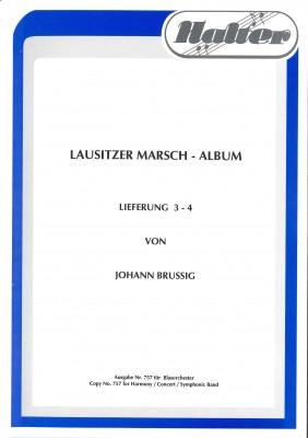 Lausitzer MARSCH ALBUM 3-4
