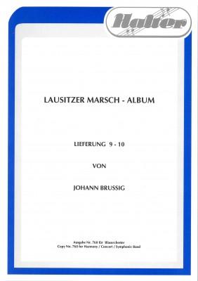 Lausitzer Marsch Album 9-10 1. Tenorhorn in B