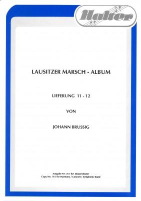 Lausitzer MARSCH ALBUM 11-12