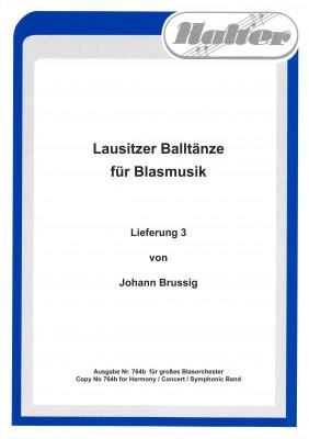 Lausitzer BALLTÄNZE - Lieferung 3