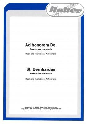St. Bernhardus