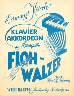 Flohwalzer (Floh-Walzer)