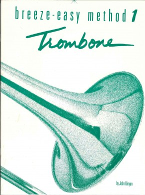 Breeze easy method 1 - TROMBONE