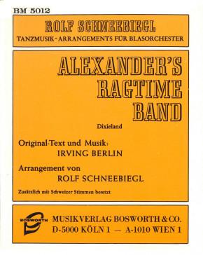 Alexanders Ragtime Band - LAGERABVERKAUF