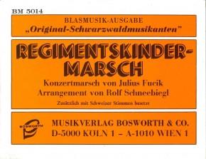 Regimentskinder Marsch - LAGERABVERKAUF