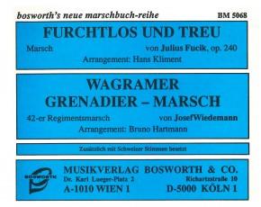 Wagramer Grenadier Marsch - LAGERABVERKAUF