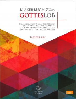 Bläserbuch zum Gotteslob 4. Stimme in C: Bariton, Posaune II, Fagott II