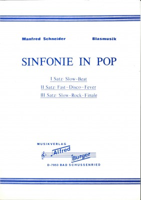 Sinfonie in Pop (Symphonie in Pop) - LAGERABVERKAUF