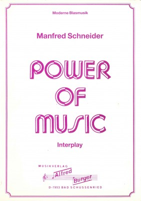 Power of Music - LAGERABVERKAUF