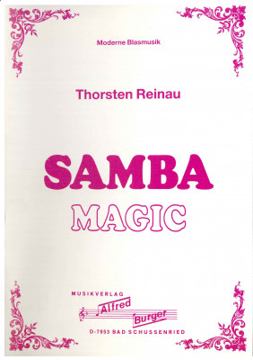 Samba Magic - LAGERABVERKAUF