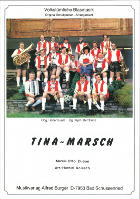 Tina Marsch - LAGERABVERKAUF