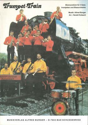 Trumpet Train - LAGERABVERKAUF