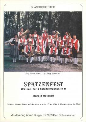 Spatzenfest - LAGERABVERKAUF