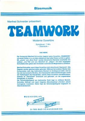 Teamwork - LAGERABVERKAUF
