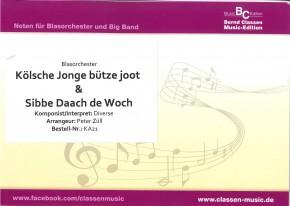 Sibbe Daach de Woch (Was wollen wir trinken...)