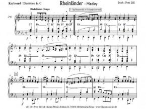 Rheinländer Medley