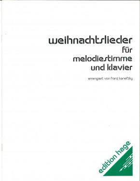 Weihnachtslieder für TENORSAXOPHON und KLAVIER - LAGERABVERKAUF