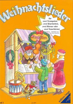 Weihnachtslieder (Band 1) - LAGERABVERKAUF