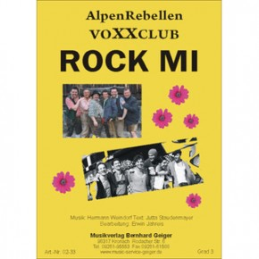 Rock mi heut Nacht (VoXXclub-AlpenRebellen)
