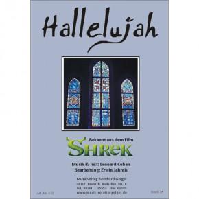 Hallelujah (Leonard Cohen)
