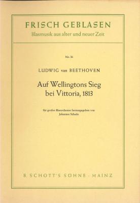 Auf Wellingtons Sieg bei Vittoria 1813 - LAGERABVERKAUF
