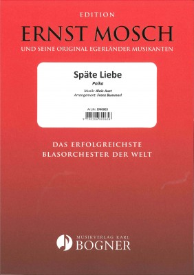 Späte Liebe (Marie Polka)