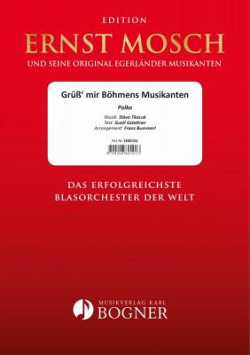 Grüß mir Böhmens Musikanten