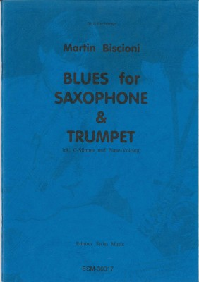 Blues for Saxophone & Trumpet