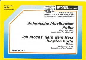 Böhmische Musikanten Polka