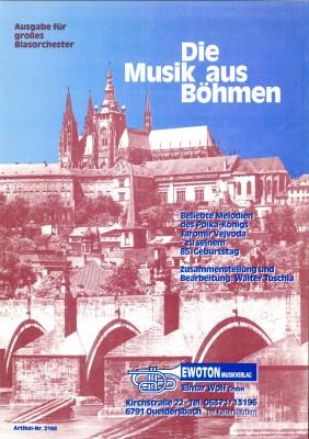 Die Musik aus Böhmen - LAGERABVERKAUF