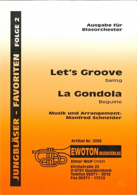 Let's Groove (Lets Groove) - LAGERABVERKAUF