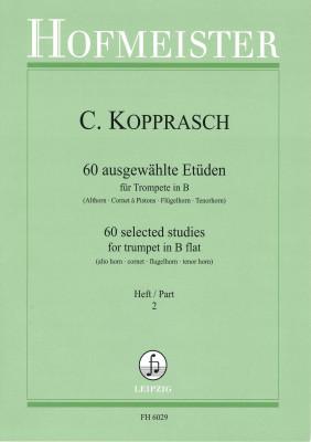 60 ausgewählte Etüden - Heft 2