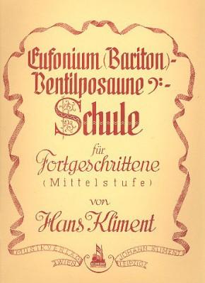 Euphonium (Bariton) Ventilposaune - Schule für Fortgeschrittene