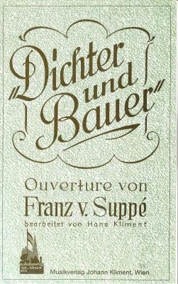 Dichter und Bauer - LAGERABVERKAUF
