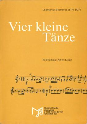Vier kleine Tänze  (Beethoven)