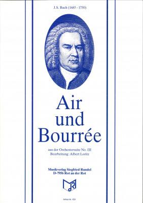 Air und Bourree - LAGERABVERKAUF