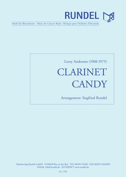 Clarinet Candy