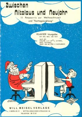 Zwischen Nikolaus und Neujahr