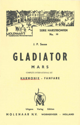 Gladiator - LAGERABVERKAUF