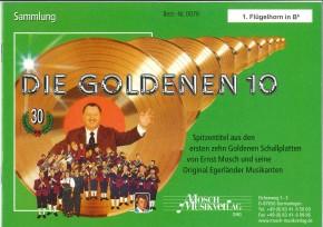 Die goldenen 10 - LAGERABVERKAUF