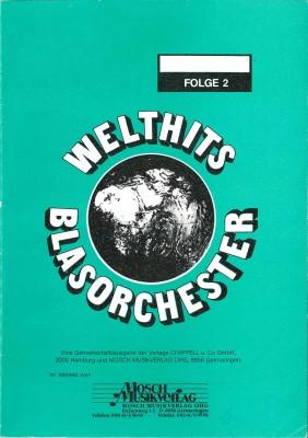 Welthits für Blasorchester (Folge 2) - LAGERABVERKAUF